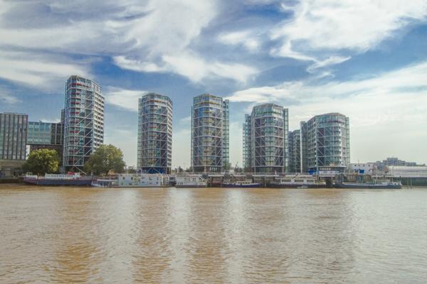 Riverlight Quay, Nine Elms  London  SW8