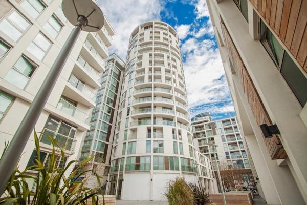 Trinity Tower, Quadrant Walk  Canary Wharf  E14