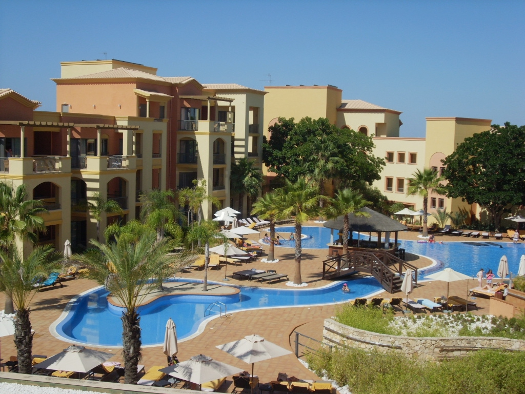 A0338 - 2 Bedroom Apartment Close To Golf Course  Vilamoura  Portugal