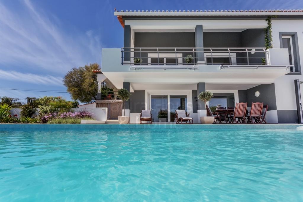 V0391 - 3 Bedroom  Villa With Pool  Santo Estevão  Tavira  Portugal