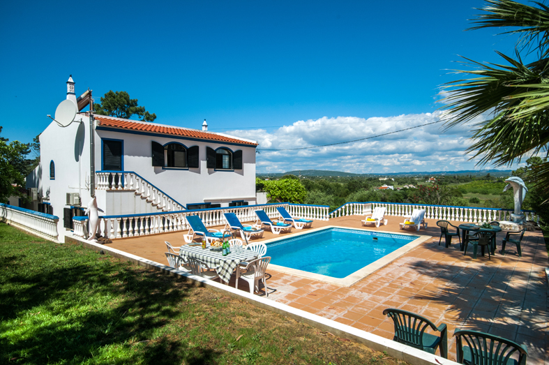 V0411 - 4 Bedroom Villa With Pool Close To Ria Formosa  Tavira  Portugal