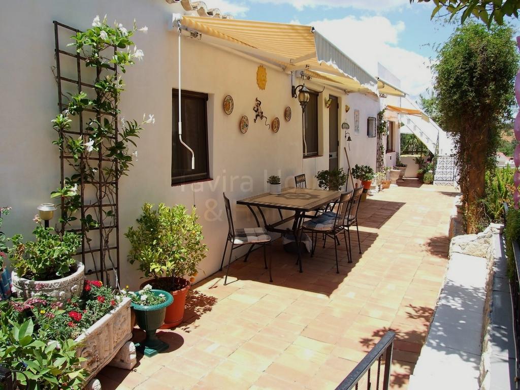 V0437 - 3 Bedroom Country Cottage With Pool  Tavira  Santo Estevão  Portugal