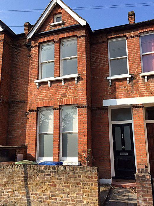 Landcroft Road  East Dulwich  SE22