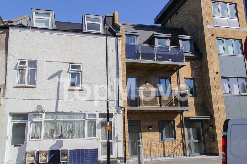 Holmesdale Road  Croydon  CR0