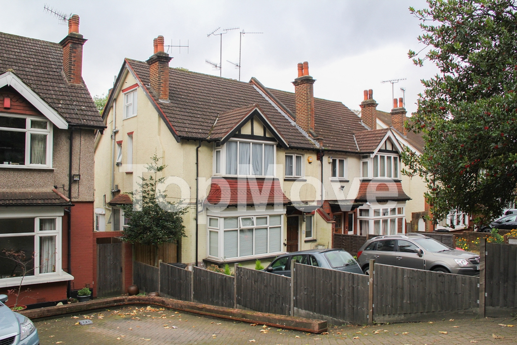 Godstone Road  Croydon  CR8
