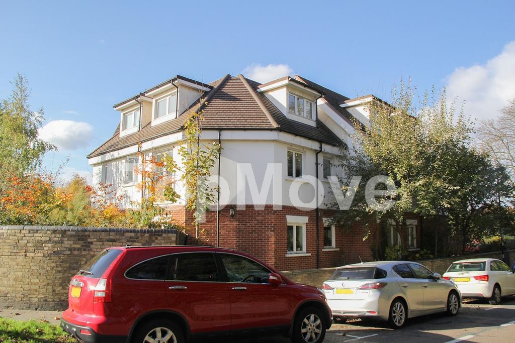 Duppas Hill Road  Croydon  CR0