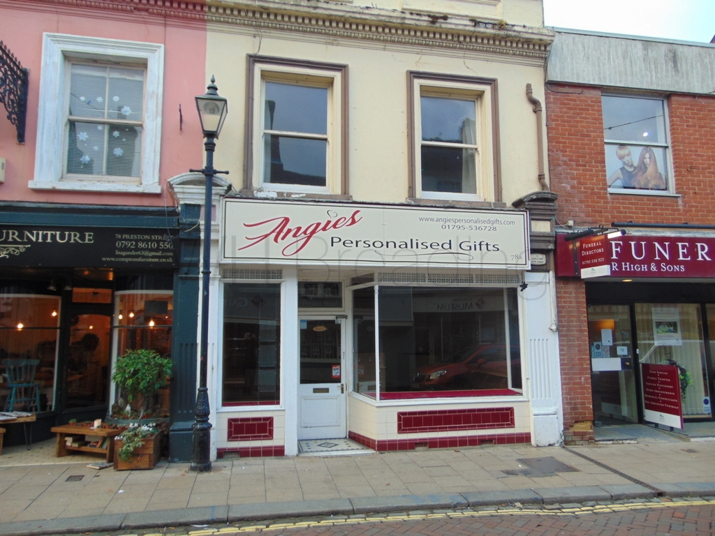 Preston Street  Faversham  ME13
