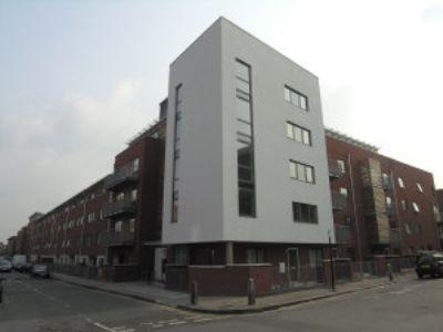 Bermerton Street  Kings Cross  N1