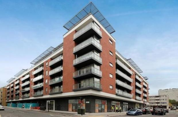 Central Street  Clerkenwell  EC1V