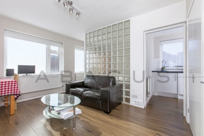 1 Bedroom Flat to rent in Rondu Road, Kilburn, London, NW2