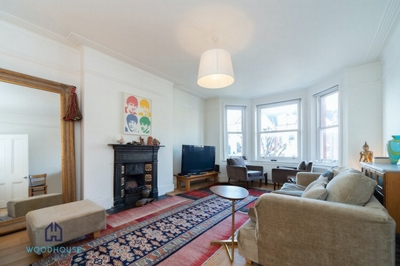 2 Bedroom Flat to rent in Lyncroft Gardens, West Hampstead, London, NW6