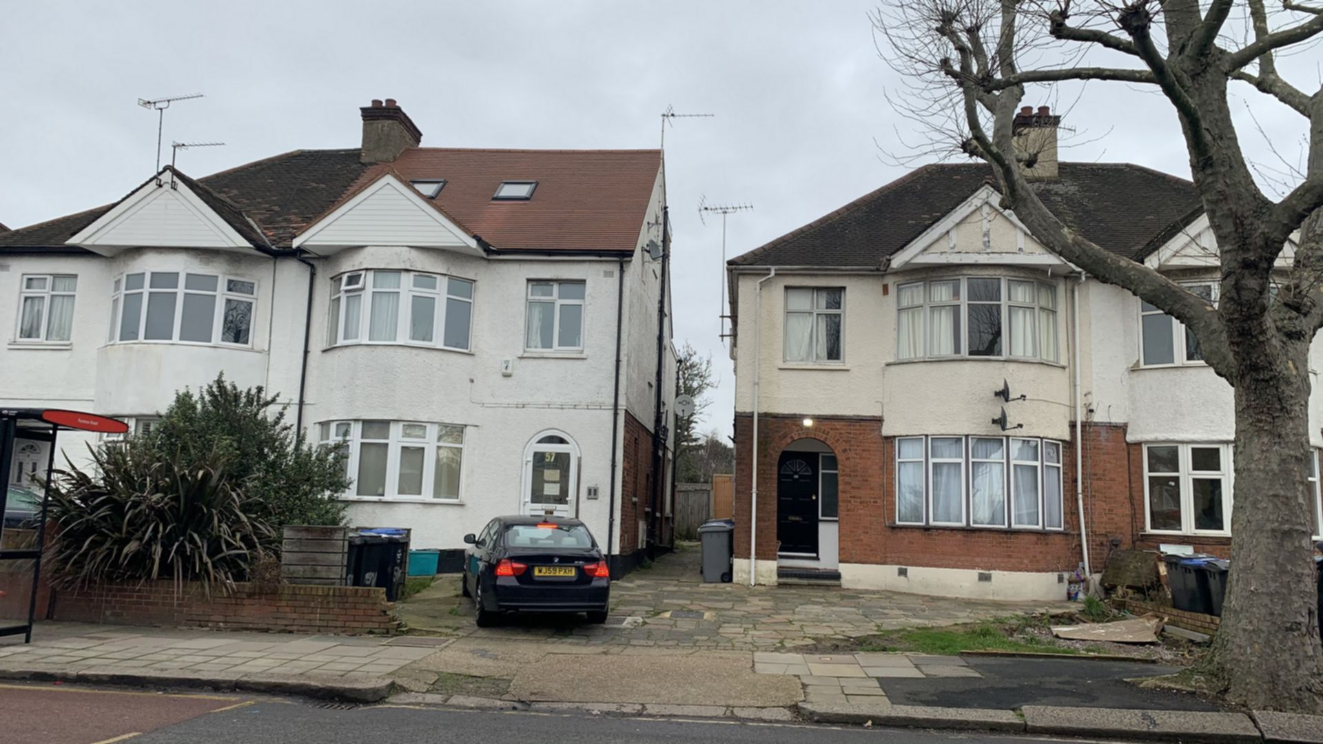 4 Bedroom 4 Bed Flat to rent in Kensal Green, London, NW10