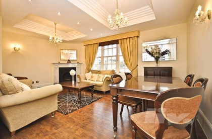 3 Bedroom Flat to rent in Northwick Terrace, St John's Wood, London, NW8