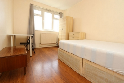 Double room - Single use to rent in Fellows Court,Weymouth Terrace, Hoxton, London, E2