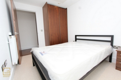 Double room - Single use to rent in Talisman Tower, 6 Lincoln Plaza, Canary Wharf, London, E14