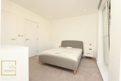 Ensuite Double Room to rent in Porters Edge Apartment,29 Surrey Quays Road, Canada Water, London, SE16
