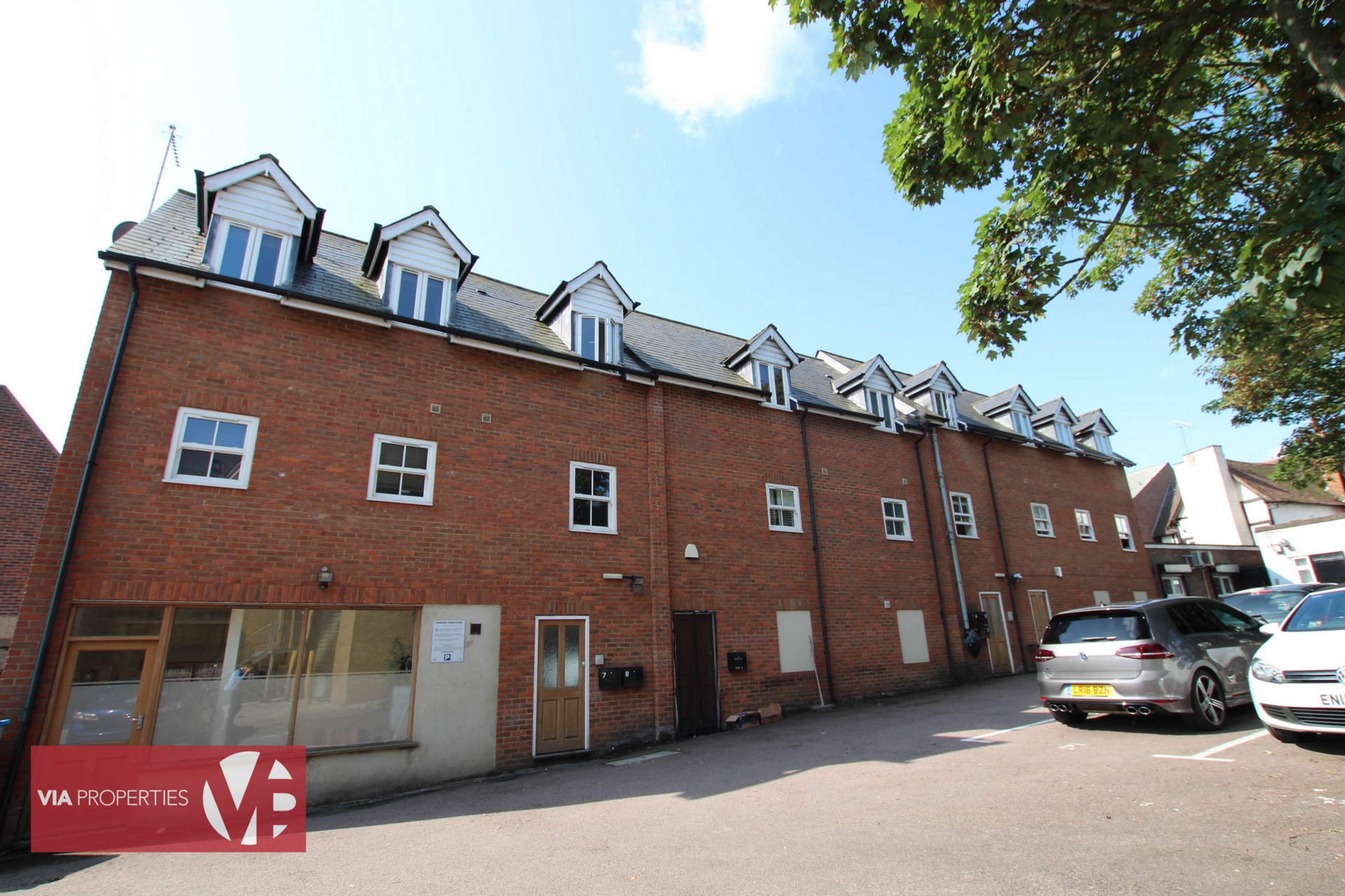 Library Court, Brewery Road, Hoddesdon
