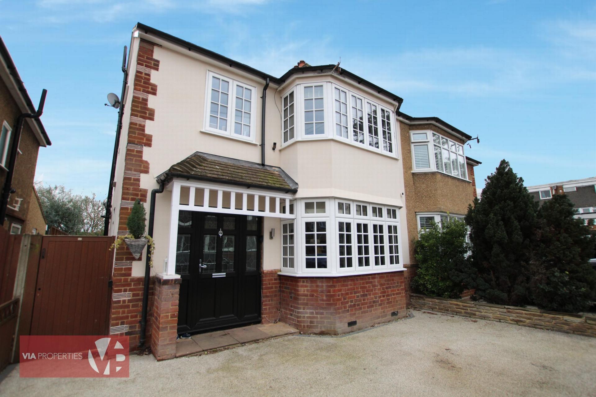 Grosvenor Road, Broxbourne